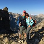 Teton Crest Epic Anniversary Day Hike – 24 miles for 24 years together