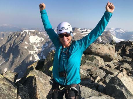 Climbing Wyoming's Hidden Giant, and its Tallest Mountain, Gannett Peak